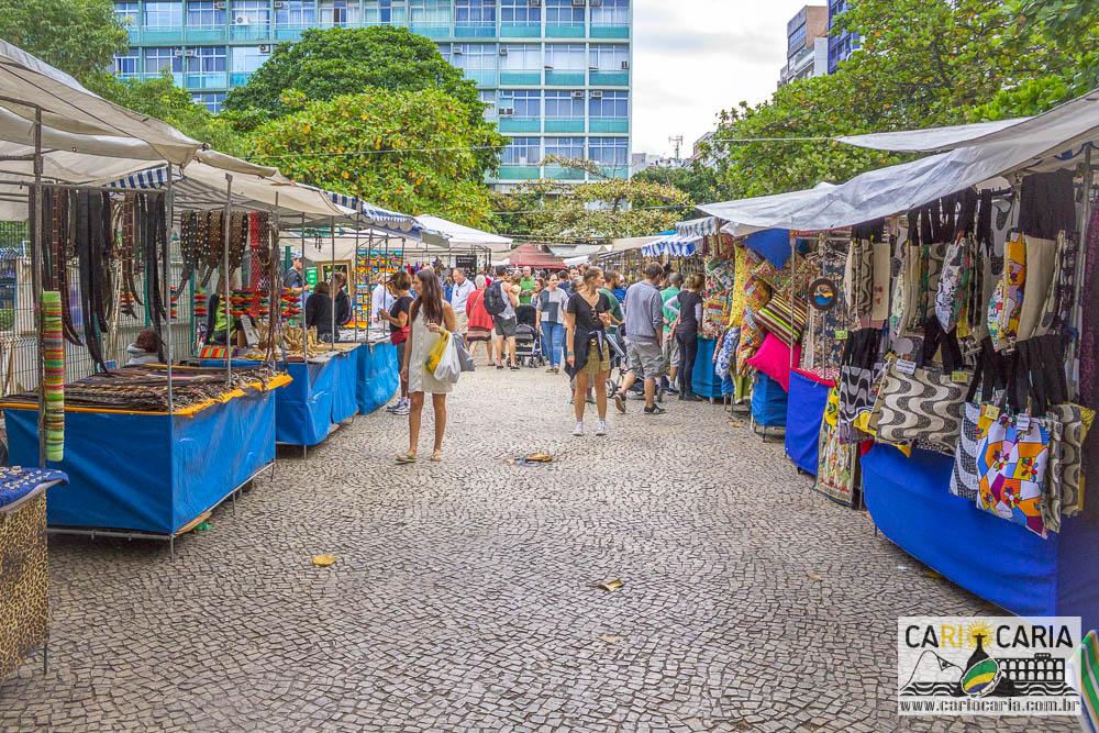 Feira Hippie de Ipanema, Rio de Janeiro